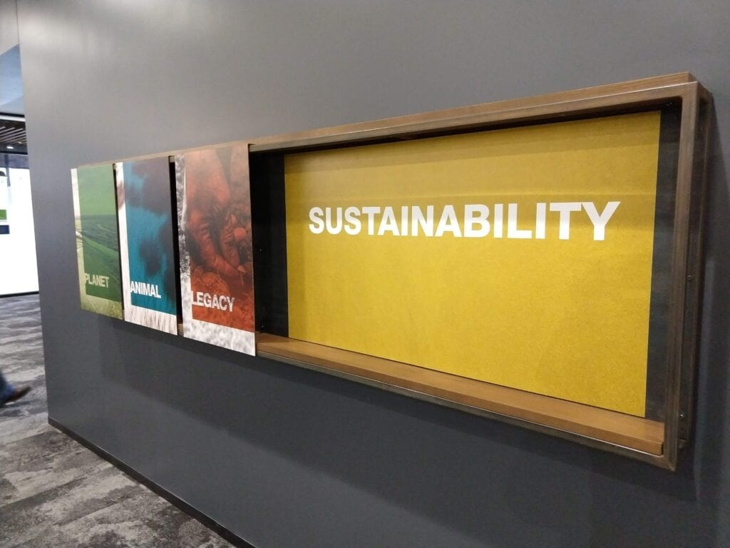 Cargill Sustainabilty