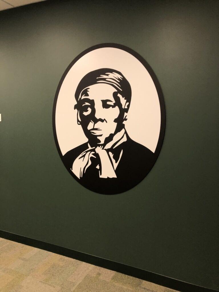 Tubman Portrait